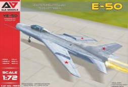 E-50 experimental interceptor 1:72