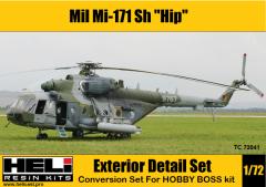 Mil Mi-8 AMTSh (Mi-171 Sh) conversion set 1:72