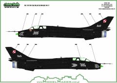 Su-22UM-3k Black Boar 2017 1:72
