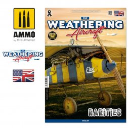 The Weathering Aircraft - Issue 16 Rarities English