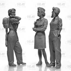 US WASP (1943-1945) 1:32