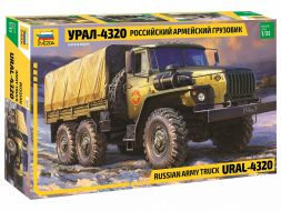 Ural 4320 Russian Army Truck 1:35
