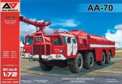 AA-70 Firefighting Truck 1:72