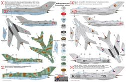 MiG-19S Warsaw Pact 1:72