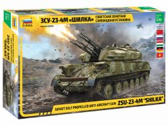 ZSU-23-4M Shilka 1:35