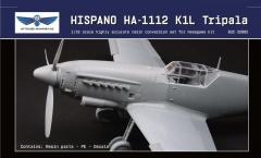 HA-1112 K1L Tripala conversion set 1:32