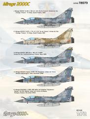Mirage 2000C 1:72