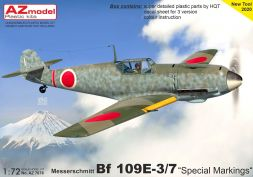 Bf 109E-3/7 - Special Markings 1:72