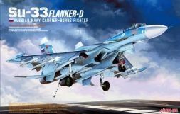 Su-33 Flanker-D 1:48