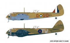 Bristol Blenheim Mk.1 1:48