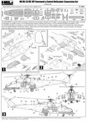 Mil Mi-35MS Conversion Set 1:72