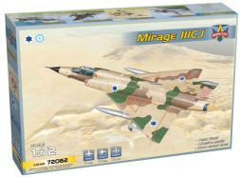 Mirage IIICJ 1:72