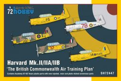 Harvard Mk.II - British Air Training Plan 1:72