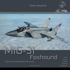 MiG-31 Foxhaund - Aircraft in detail 012