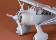 Westland Lysander Mk.III engine & cowling set 1:48
