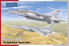 Mirage F.1AZ/CZ 1:72