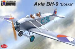 Avia BH-9 Boska 1:48