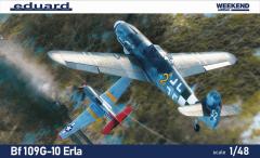 Bf 109G-10 Erla - WEEKEND edition 1:48