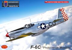 F-6C Photo-recce Mustang 1:72