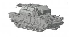 TOR-M2/ SA-15 Gauntlet 1:35