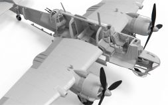 Bristol Beaufort Mk.I 1:72
