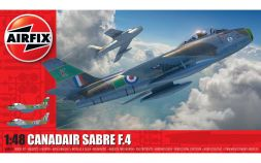 Canadair Sabre F.4 1:48