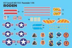 Convair B-36D/F/H/J Peacemaker 1:144