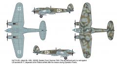 Heinkel He 111H-16/H-20 1:144