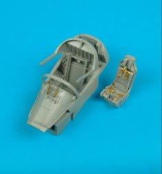 A-7D Corsair II cockpit set for Trumpeter 1:32