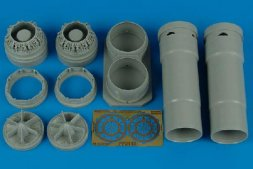 Aires BAE Lightning F.3/F.6 exhaust nozzles 1:32