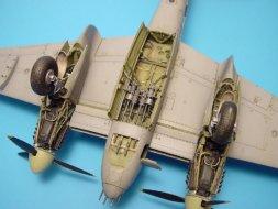 Mosquito FB Mk.VI bomb bay for Tamiya 1:48