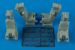 M.B. GRUEA-7 ejection seats - (for EA-6B) 1:48