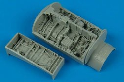 F-16C/D Fighting Falcon wheel bays for Kinetic 1:48