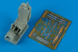 Aires KM-1 ejection seat (MiG-21, MiG-23, MiG-25) 1:48