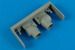 Yak-38 variable exhaust nozzles 1:48
