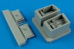F-4B/N Phantom II auxiliary air intake for Academy 1:48