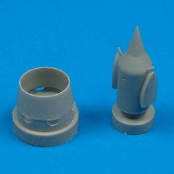 MiG-21F-13 Fishbed C air intake for Revell 1:72