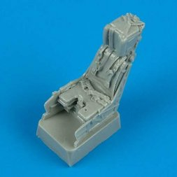 Quickboost F/A-18 Ejection seat with safety belts 1:72