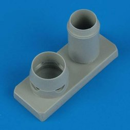 A-4 Skyhawk exhaust nozzle - late 1:72