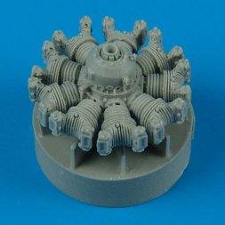 T-28 Trojan/FENNEC engine 1:72