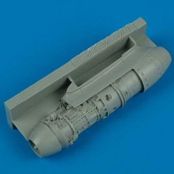 Me 262 starboard engine for Revell 1:72