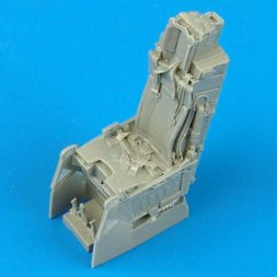 F-117A ejection seat with safety belts 1:48