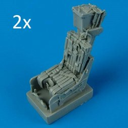 F-14A/B ejection seats with safety belts 1:48