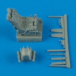 MiG-29 ejection seat with safety belts 1:48