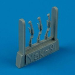 Yak-9 control lever 1:48