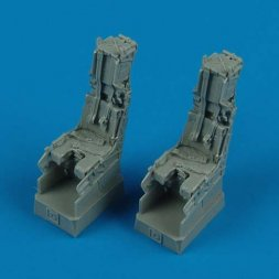 F-14D ejection seats with safety belts 1:48