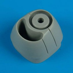 Quickboost Fairchild Au-23A correct cowling for Roden 1:48