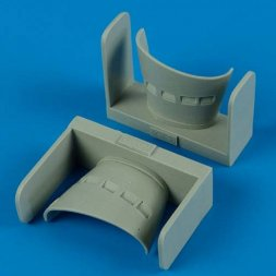 Yak-38 Forger A air intakes 1:48