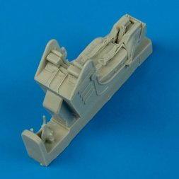 A-4 Skyhawk ejection seat with safety belts 1:48