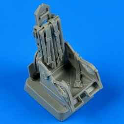 MiG-15 ejection seat with safety belts 1:48